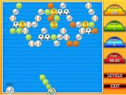 Golden ball shooter online j�t�k