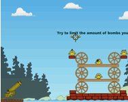 Roly-Poly Cannon online j�t�k